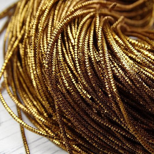 ТК011НН07 Трунцал ювелирный, цвет: бронза, размер: 0,7 мм, 5 грамм