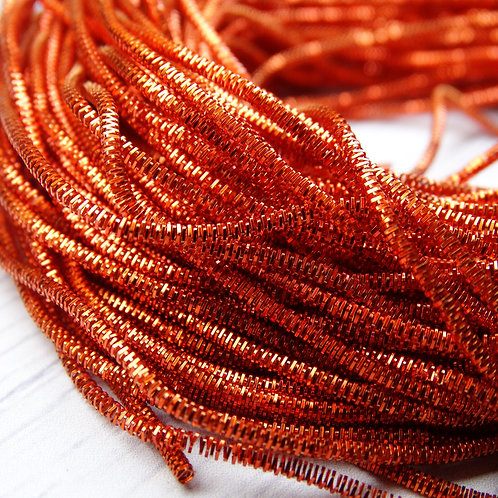 ТК026НН1 Трунцал, цвет: рыжий, размер: 1,5 мм, 5 грамм