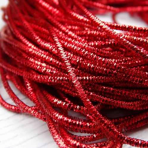 ТК012НН1 Трунцал, цвет: красный, размер: 1,5 мм, 5 грамм