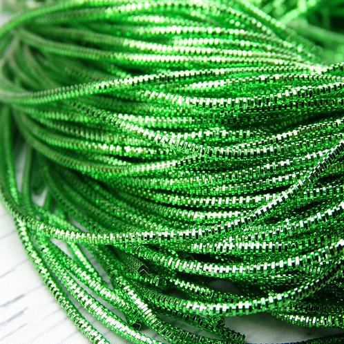 ТК027НН1 Трунцал, цвет: салатный, размер: 1,5 мм, 5 грамм