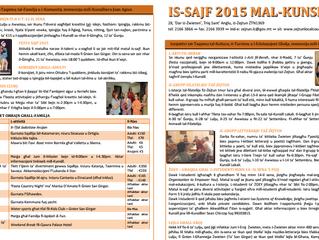 Is-sajf 2015 mal-Kunsill