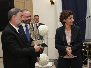 Anthony Spagnol jingħata Ġieħ iż-Żejtun 2019