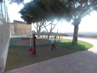 Gym Open Air għal Kulħadd fiż-Żejtun