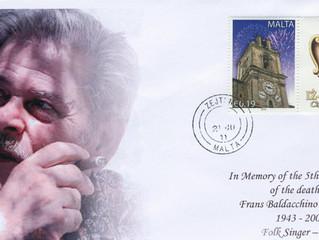 Budaj's Personalised Stamp