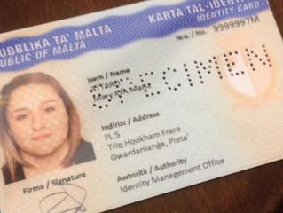 Tiġdid tal-Karta tal-Identità
