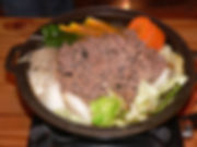 さくらんぼ山オリジナル 特製味付けラム肉ジンギスカン