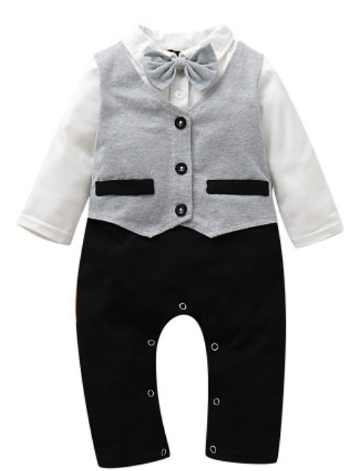 Baby Boy Suit Onesie Rompers