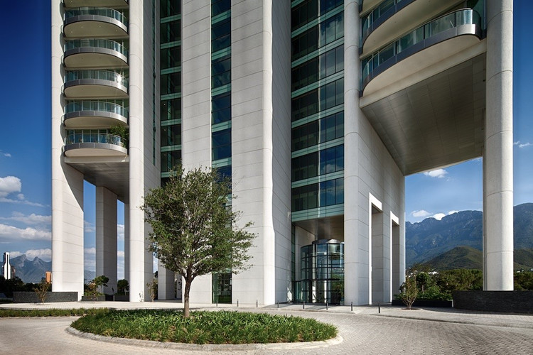 Residential Tower Drop-Off
