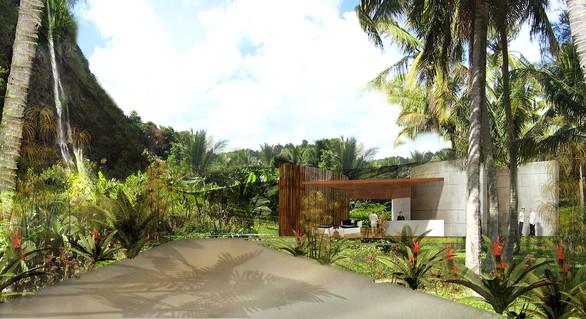 Resort Main Access