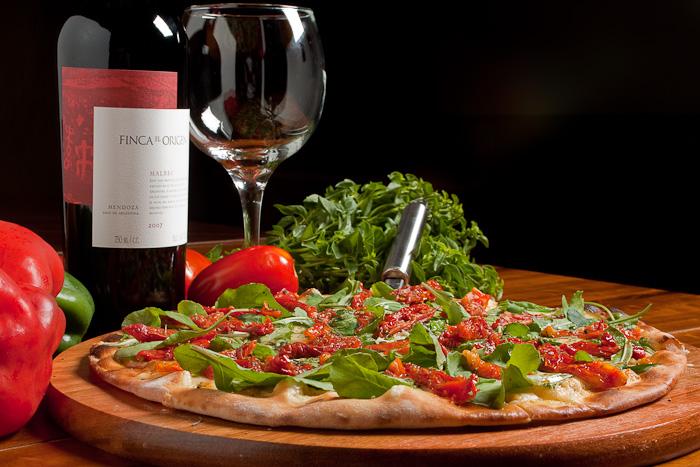 Pizzaria - Pizzas Gran Ville Das Art