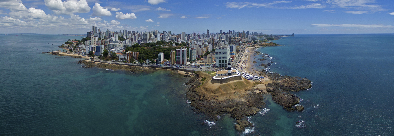 Drone em Salvador