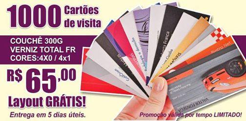 Cartões de Visita - Lauro de Freitas