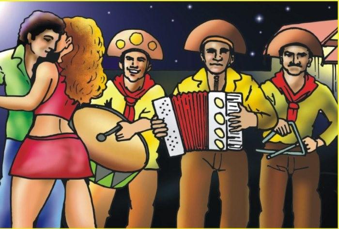 Trio de Forró e Banda para São João