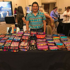 Jaime Chavez at Aroma Sharing 2017