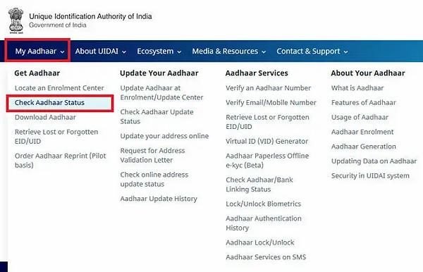 Check Aadhaar Card Status.webp