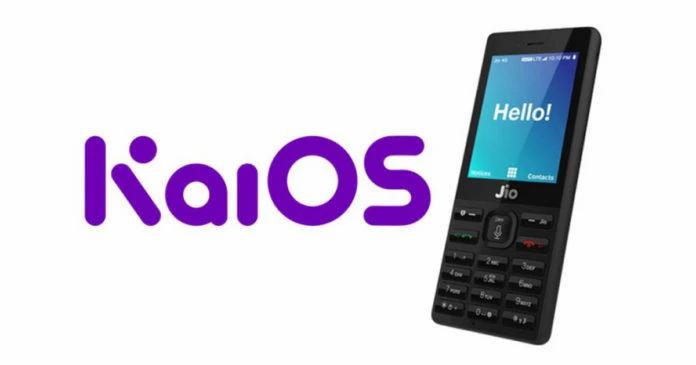 Jio Phone Kaios