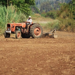 tractor use for farming