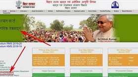Bihar Ration Card बिहार राशन कार्ड सूची 2021