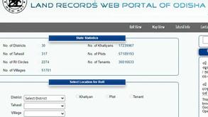 Bhulekh Odisha | Land records Online 2021