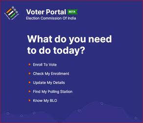 NVSP Portal:Voter ID Card कैसे अप्लाई करे ?