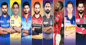 VIVO IPL 2020 TO BE PLAYED FROM 19TH SEPTEMBER TO 10TH NOVEMBER 2020