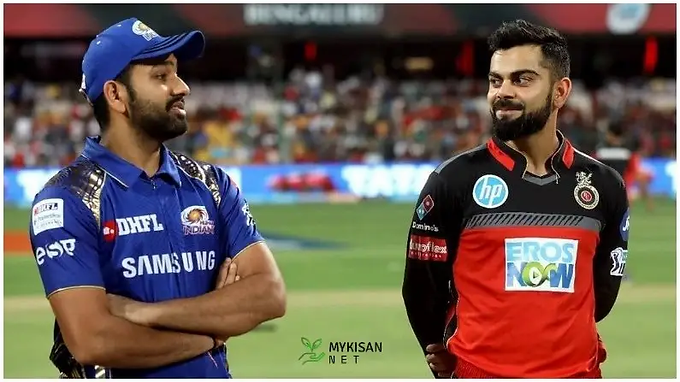 Mumbai Indians vs Royal Challengers Bangalore, 1st Match