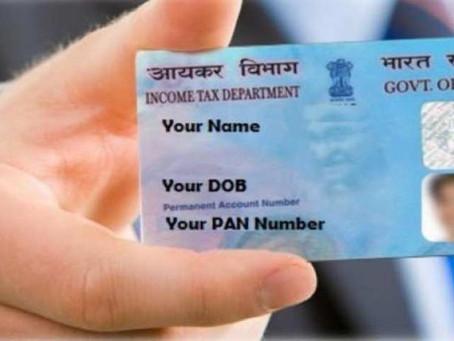 पैन कार्ड के बारे मे पूरी जानकारी हिन्दी मे pan card ka use kya hai