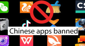 Chinese app ban list in India