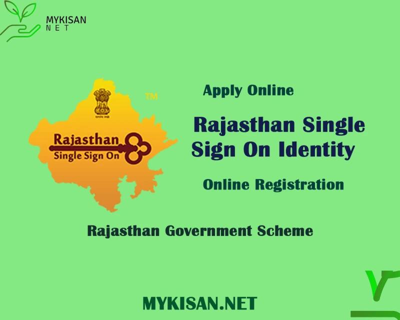 SSO ID Portal Rajasthan,sso id kaise banaye