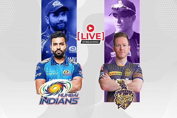 Kolkata Knight Riders vs Mumbai Indians, 5th Match