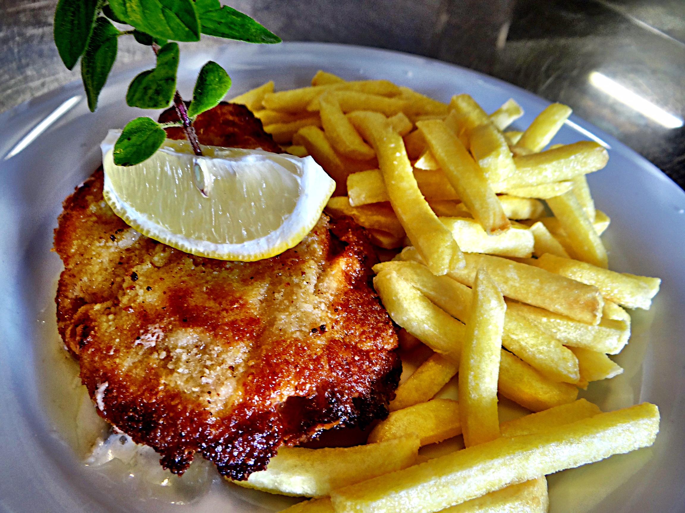 Restaurant Erzhorn Arosa Cordonbleu