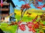 Erzhorn im Herbst