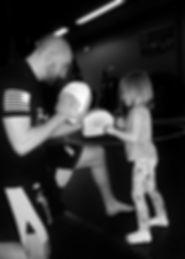 Lorenzo Hood Trainer Strike Fitness
