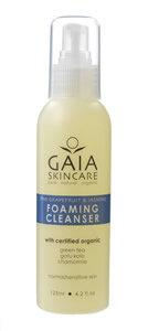 GAIA foaming cleanser