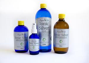 HEALTHSMART WA Liquid life ionic silver