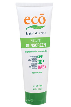 ECO LOGICAL baby sunscreen 100g