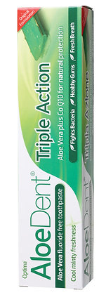 ALOE DENT toothpaste - various