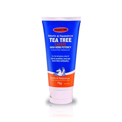 MARTIN & PLEASANCE Tea Tree herbal cream - tube