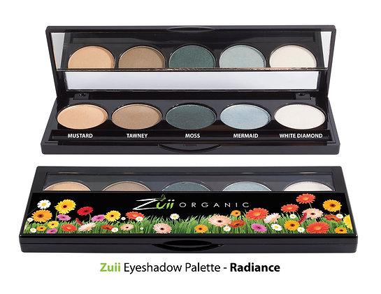 ZUII eyeshadow palette