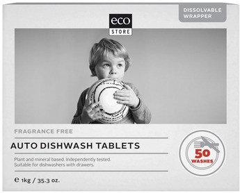 ECO STORE dishwasher tablets - 50pk