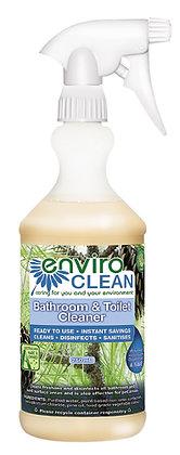 ENVIROCLEAN bathroom and toilet cleaner - 750ml