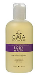 GAIA body wash