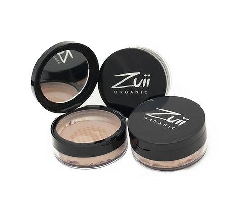 ZUII certified organic loose powder foundation