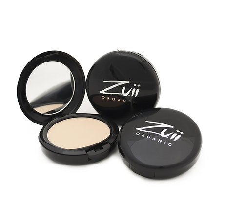 ZUII certified organic ultra powder foundation