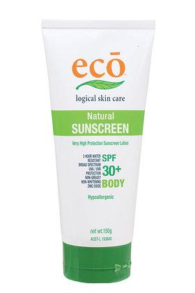 ECO LOGICAL body sunscreen 150g