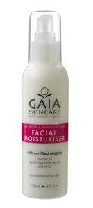 GAIA facial moisturiser