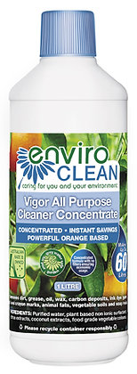 ENVIROCLEAN vigor all-purpose cleaner concentrate