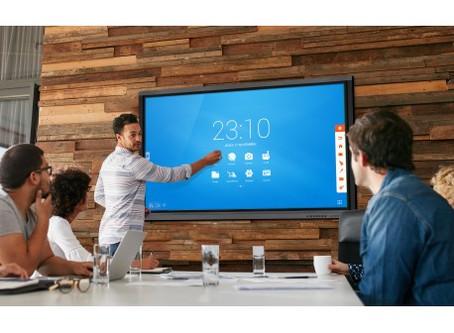 Ecran interactif tactile Android SpeechiTouch UHD à partir de 24.990,00 dhs