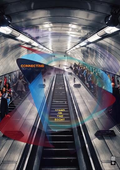 Connecting Underground