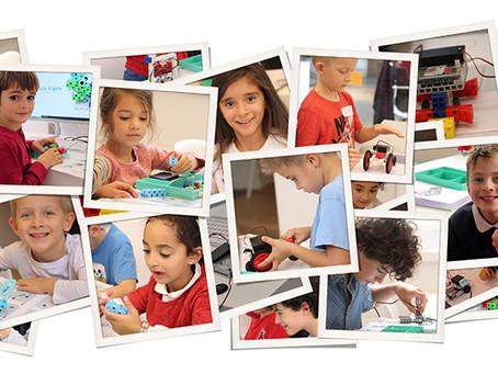 Un an déjà… La charte pédagogique des écoles de robotique Algora